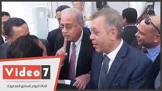 أكثر الفيديوهات إثارة.. النواب يحاصرون رئيس الحكومة بعد حصول حكومته على الثقة