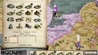 Medieval 1 - Total War - Byzantine campaign part 1