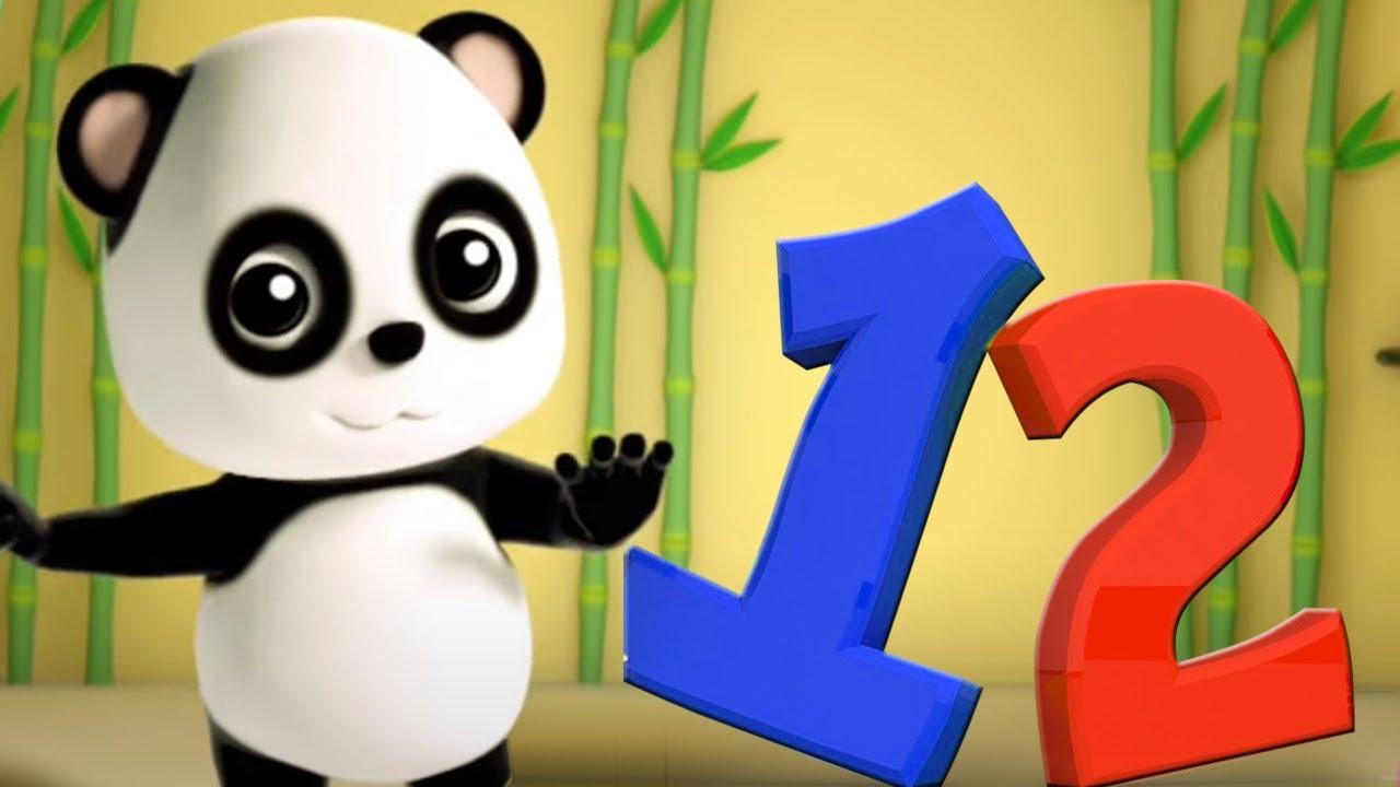 Một hai khóa giày của tôi   Vần điệu trẻ   Giáo dục   Baby Bao Panda Vietnam   Thơ phổ biến