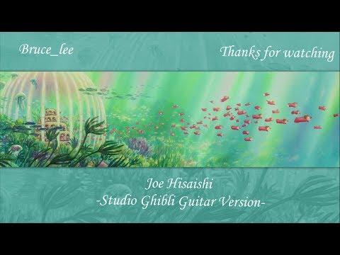 Studio Ghibli Guitar Version CD2