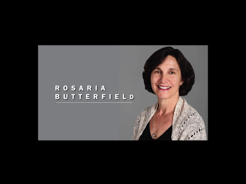 May 5, 2017 7 pm, Rosaria Butterfield
