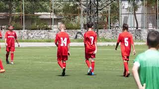 Горняк-Спорт (2007 г.р.) - Ворскла (2008 г.р.) - 9:1. Голы матча