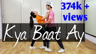 Harrdy Sandhu - Kya Baat Ay | Official Music Dance Video | Dharmesh Nayak Choreography | Ft. Ayesha