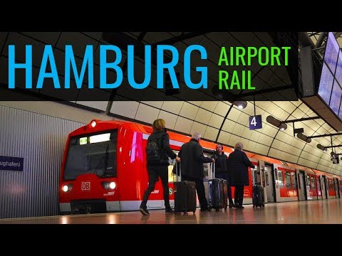 Hamburg Airport Rail -  Transfer Guide