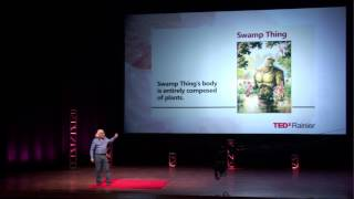 What Superheroes are Made of: Phillip Thurtle at TEDxRainier