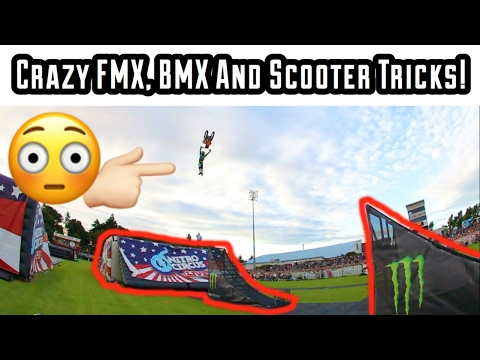 NITRO CIRCUS SHOW | New Zealand Tour, Triple Backflip Fail And More!