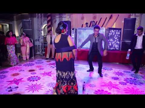 Do Ghut Pila de Wedding Dance
