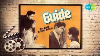 He Ram Hamare Ramchandra - Dev Anand - Manna Dey & Chorus - Guide 1965