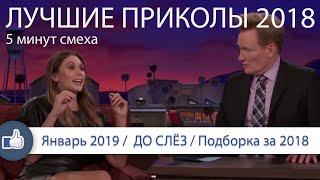 ЛУЧШИЕ ПРИКОЛЫ / Январь 2019 / ДО СЛЁЗ / Подборка ...