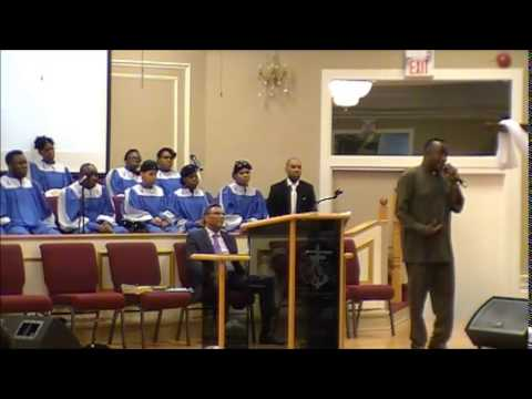 "Apostolic Preaching: ""The Anointing"" – Pastor L. Brown"