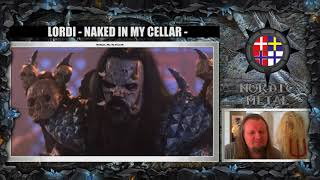 LORDI - Naked In My Cellar REACTION by Nordic Metal