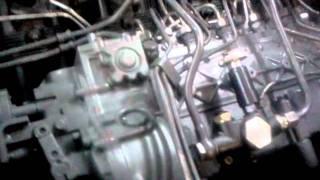Motor deuzt F10L 413FW (prueba final)