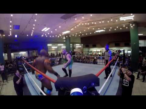 Xavier Daniels vs Just Willie from March 2017