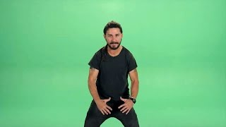 SHIA LABEOUF MOTIVATIONAL SPEECH PRANK