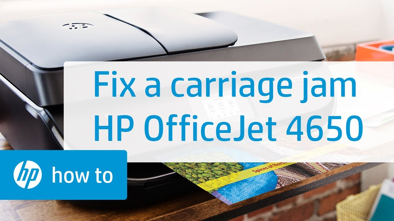 how to put paper in a hp deskjet printer