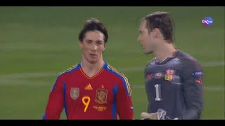 Fernando Torres vs Czech Republic Home 10-11 HD 720p