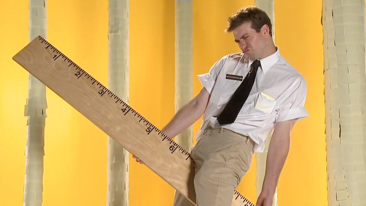 Tall, Wide, Yellow, and Sticky - YouTube