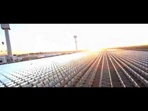 eSolar  Utility-Scale Solar Power.flv