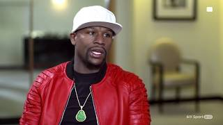 Floyd Mayweather speaks about Conor McGregor ahead of August's superfight thumbnail