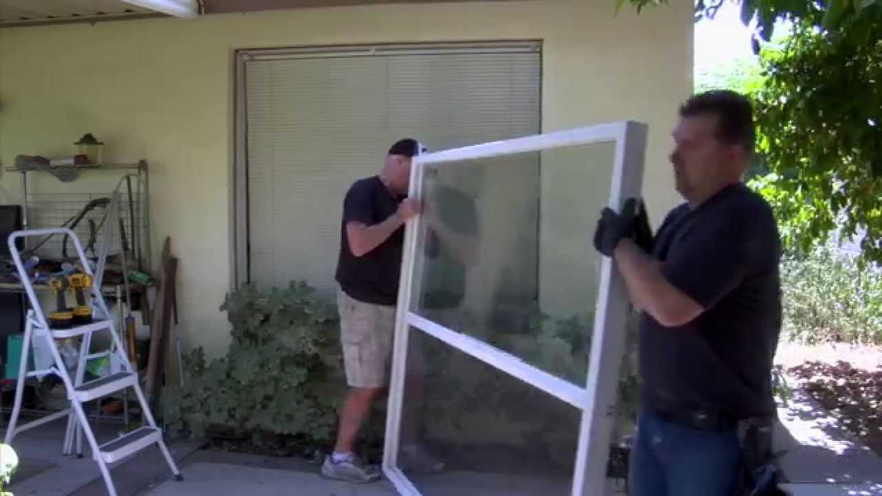 Installing Windows On A Brick Or Cinder Block Home You