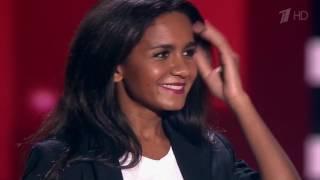 Девушка с Евровидения круто поёт на шоу