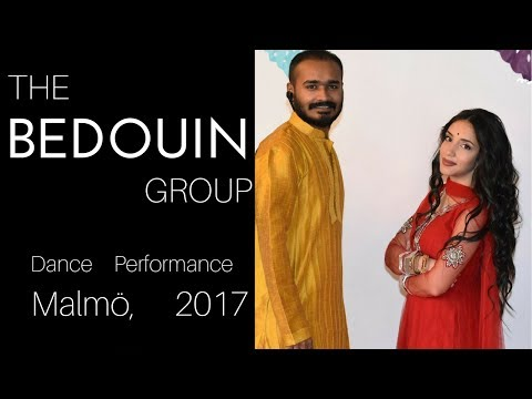 Bedouin Group dance performance in Malmo,Sweden!!2017