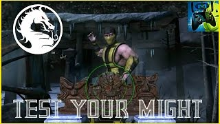 Mortal Kombat X - Test Your Might Android