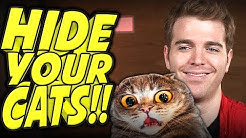 Shane Dawson [CENSORED] a Cat?!