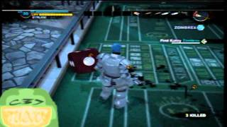 Dead Rising 2 - Easy 7 On The Royal Flush Craps Table (10,000 Pp + Repeatable)