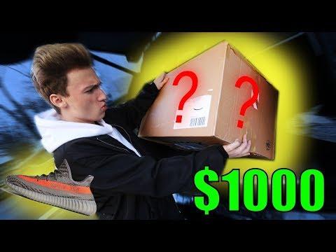 DESCHID UN MYSTERY BOX ! (GIVEAWAY)