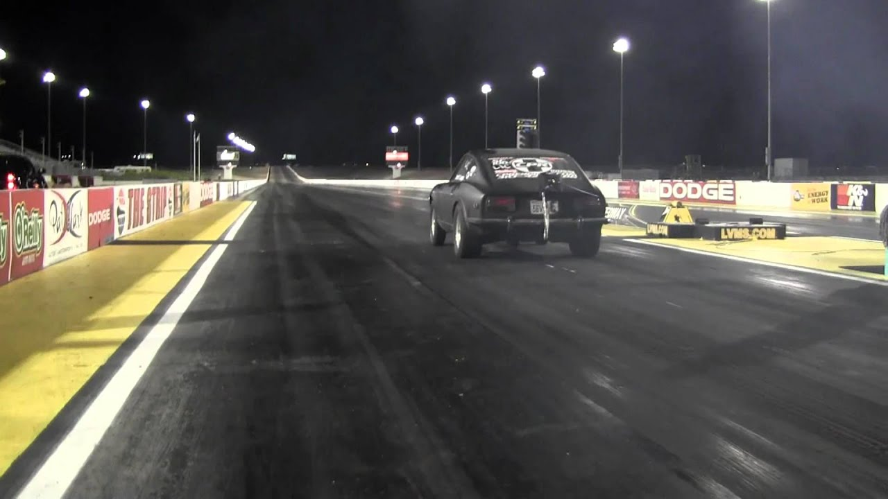 CPR Z TEST PASS ON A 255/60/15 RADIAL TIRE STOCK LS2 BOTTOM END CPR CNC  PORTED HEADS SECRET CAM