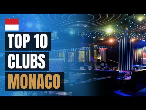 Top 10 Night Clubs in Monaco (2020)