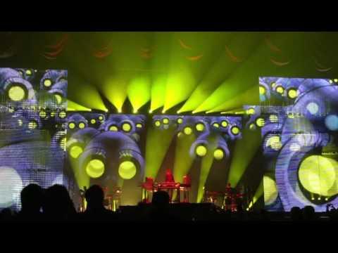 Jean Michel Jarre at Radio City Music Hall - New York, NY - May 20th, 2017