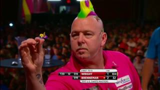 PDC US Darts Masters 2017 - First Round - Peter Wright vs Shawn Brenneman