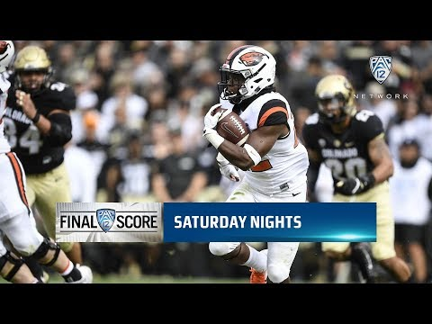 Recap: Oregon State football completes massive comeback, knocks off Colorado in overtime