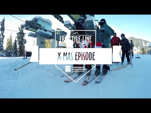 Freestyle Line Sörenberg, Episode 1, Season 17/18