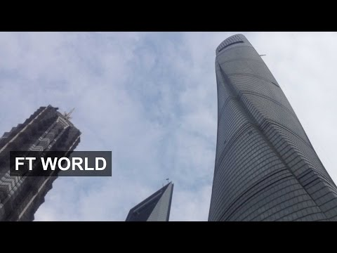 Green skyscrapers of Shanghai | FT World