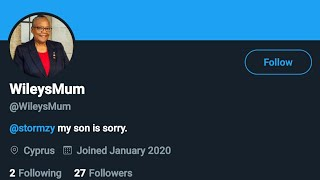 """Please, leave my son ALONE"" 