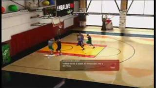 NBA Live 09 Video Review (Xbox 360)