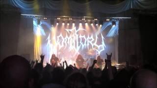 Vomitory - Chaos Fury - Getaway Rock Festival 2011