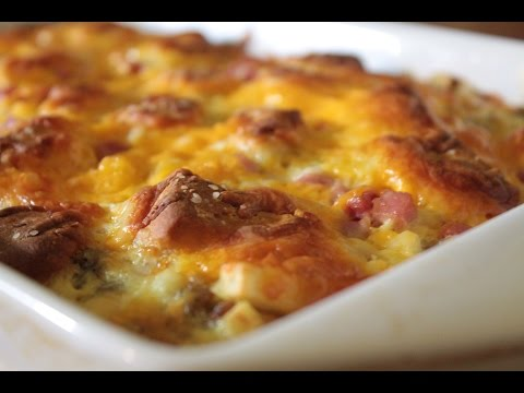 LOADED CHICKEN AND POTATO CASSEROLE!!