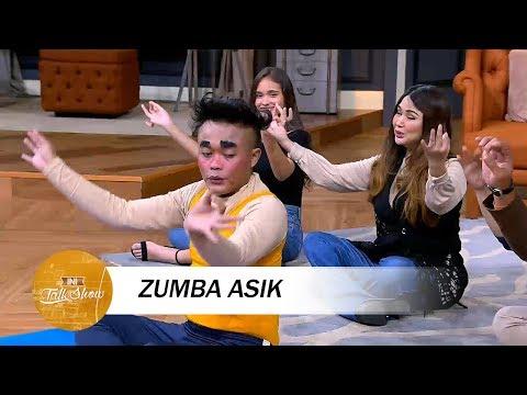 Titi DJ Ketagihan Diajarin Zumba sama Pelatih ini