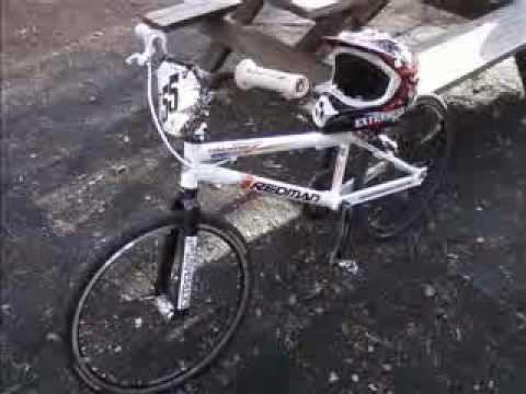 REDMAN JR. DEVO/FULL TILT BMX(OAK CREEK BMX) - YouTube