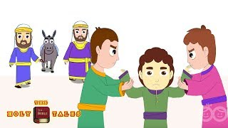 Joseph and The Merchants I Stories of Jacob I Animated Children