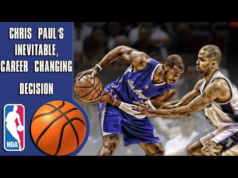 Chris Paul's inevitable decision that will change his career