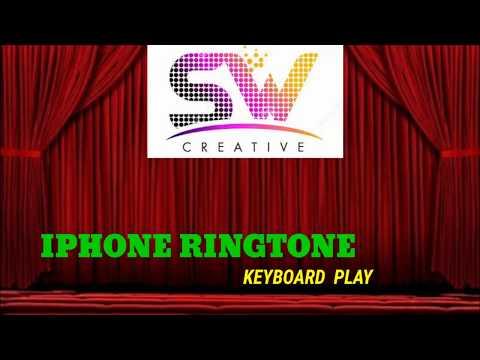 Iphone Ringtone Tutorial - Keyboard Play - Srikanth.....
