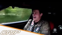 Der extremste Sportwagen der Welt? | 1407 PS Pontiac Trans Am |GRIP
