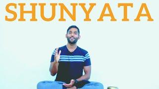 Shunyata emptiness meditation explained | Dhyanse