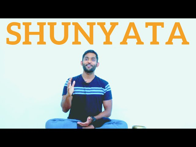 How to be in Sunyata? | Dhyanse