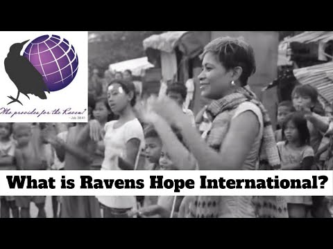 What Is Raven's Hope International?